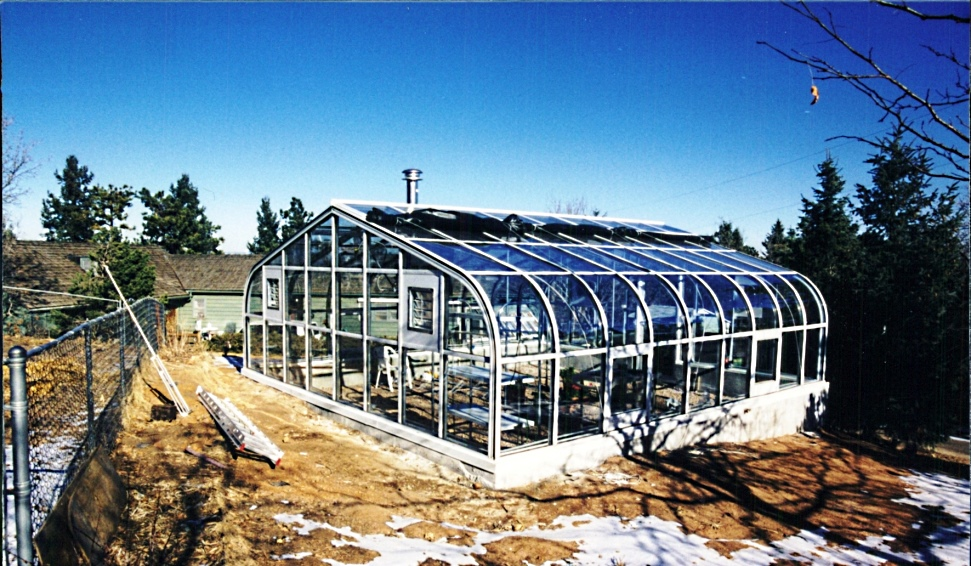 solar greenhouses,solar structures,polycarbonate greenhouses,Colorado greenhouses and sunrooms