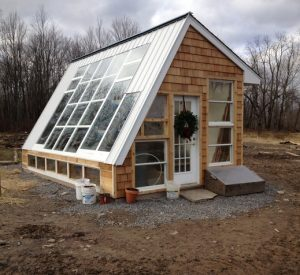 Passive-solar-greenhouse-wood-frame-1-